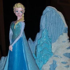 Elsa stocking holder ❤